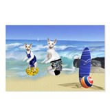 Devons Surfing Postcards (Package of 8)