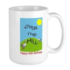 Happy 40th birthday Mug