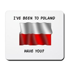 Unique Warsaw Mousepad