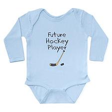 Future Hockey Player Body Suit