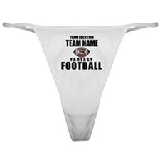 Your Team Personalized Fantasy Football Classic Th