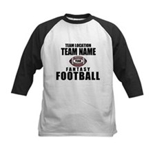 Your Team Personalized Fantasy Football Tee
