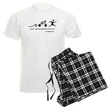 Triathlon T-Shirt Pajamas