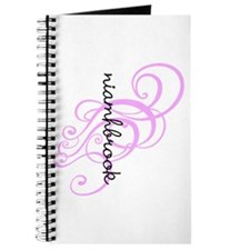 Cool Swirl Journal