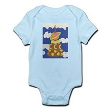 Space Cake Infant Bodysuit