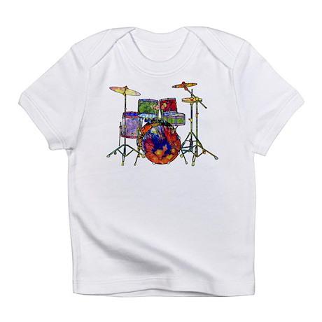 Wild Drums Infant T-Shirt