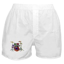 Wild Drums Boxer Shorts