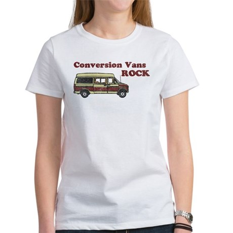 Conversion Vans Rock Women's T-Shirt