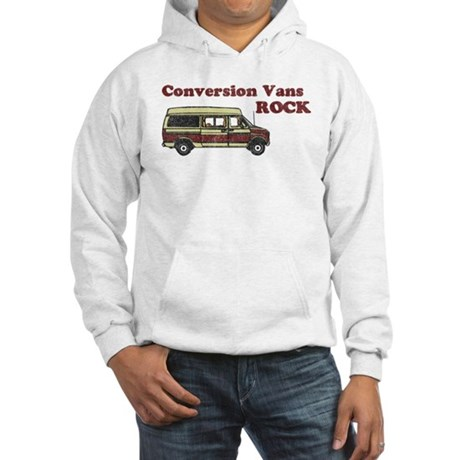 Conversion Vans Rock Hooded Sweatshirt