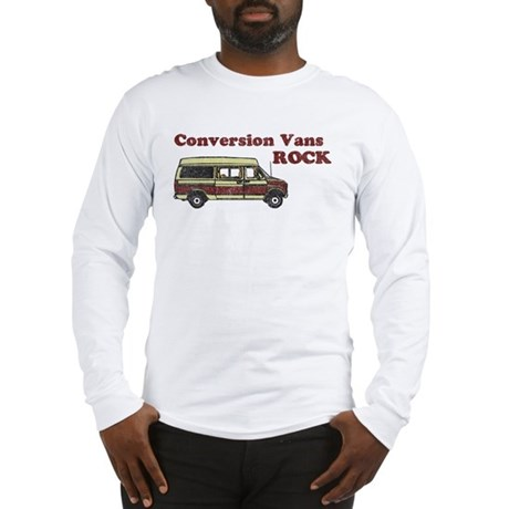 Conversion Vans Rock Long Sleeve T-Shirt