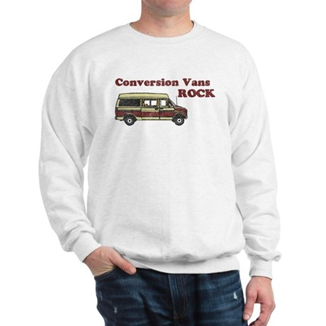 Conversion Vans Rock Sweatshirt