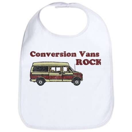 Conversion Vans Rock Bib