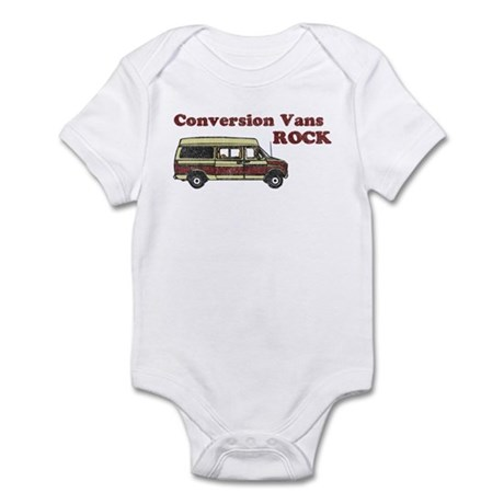 Conversion Vans Rock Infant Creeper