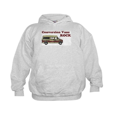 Conversion Vans Rock Kids Hoodie