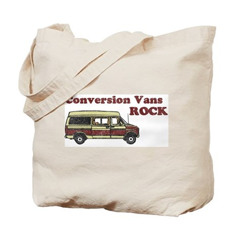 Conversion Vans Rock Tote Bag