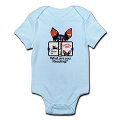 Reading Dog Infant Bodysuit