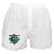 Personalized fishing Boxer Shorts