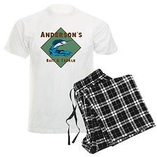 Personalized fishing Pajamas