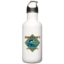 Personalized fishing Water Bottle