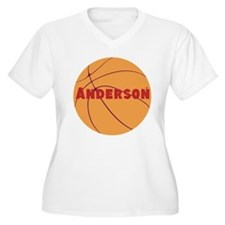 Personalized Basketball. T-Shirt