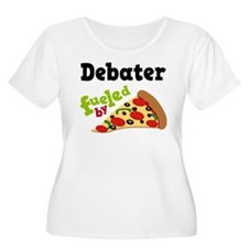 Debater Funny Pizza T-Shirt