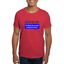 I Believe-Neil Armstrong T-Shirt
