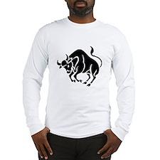 Taurus - The Bull Long Sleeve T-Shirt