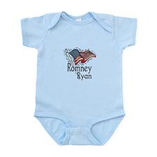 Romney Ryan 2012 Infant Bodysuit