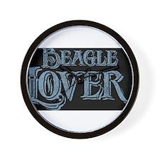 Beagle Lover Wall Clock