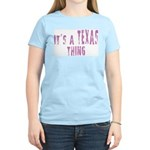 Country Girl Women's Pink T-Shirt