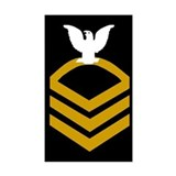 Chief Petty Officer&lt;BR&gt; Sticker 1