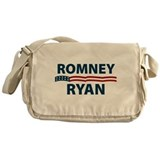 Romney-Ryan Stars and Stripes Messenger Bag