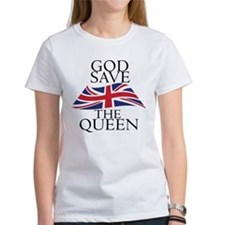 Funny Queen of england Tee
