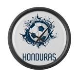 Honduras Large Wall Clock