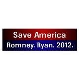 Romney Ryan 2012 Bumper Stickers
