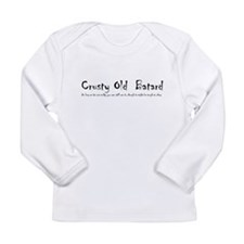 crusty batard Long Sleeve Infant T-Shirt