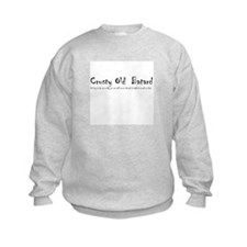 crusty batard Sweatshirt