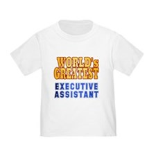 World's Greatest Executive assistant T