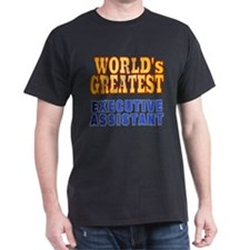 World's Greatest Executive assistant T-Shirt