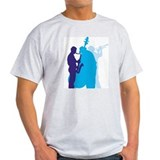 Cute Jazz graphics T-Shirt