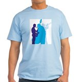 Cute Musical instruments T-Shirt