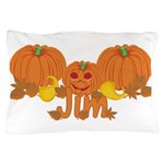 Halloween Pumpkin Jim Pillow Case