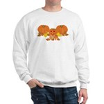 Halloween Pumpkin Jim Sweatshirt