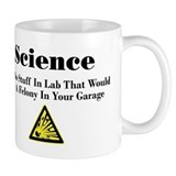 Science Mug