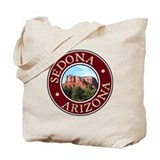 Sedona - Castle Rock Tote Bag