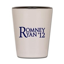 Romney Ryan Shot Glass