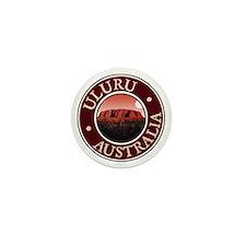 Uluru Mini Button