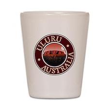 Uluru Shot Glass