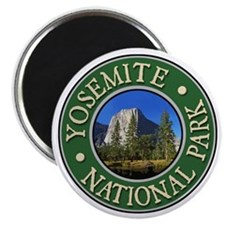 Yosemite - Design 1 Magnet