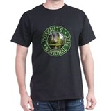 Yosemite - Design 2 Distressed T-Shirt